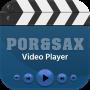 icon HD SAX And POR X Video Player